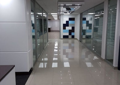 Corporate Office Interior Design & Renovations